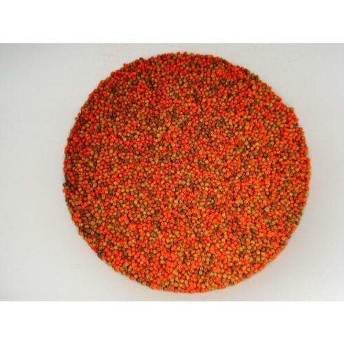 TOP NISHIKIGOI Red/Gold 3mm 1kg