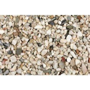 galets de quartz blanc 8/12 mm sak 25kg