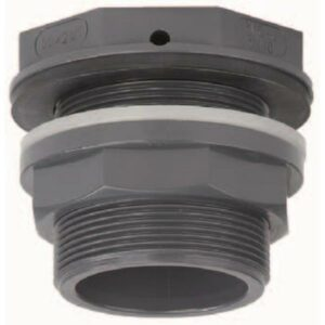 Passe paroi pvc pression 50 mm VDL