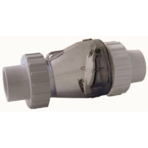 Clapet anti-retour 50mm VALTERRA avec ressort