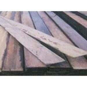 AZOBE strip 06 cm x 10 cm par mc