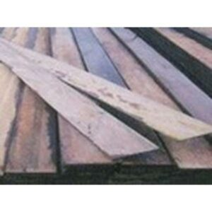 AZOBE strip 1 5 cm x 10 cm par mc