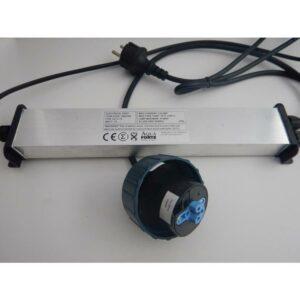 Ballast électronique INOX POWER UVC 75w  (avant 2015)