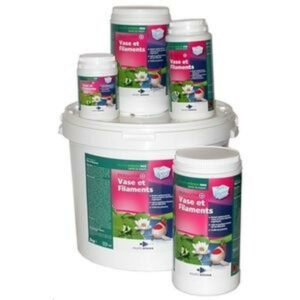 Biobooster+ 6000 pour 6m3 360g