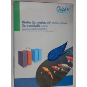 Mousse BLEU de remplacement pour Biotec 18 36 60000 140000