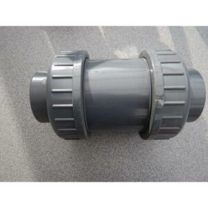 Clapet anti-retour pvc pression 50mm VDL