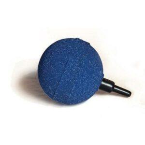 Diffuseur d'air boule bleue 5 cm raccord 4/6mm
