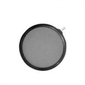 Diffuseur d'air Disque gris 10 cm HI-OXYGEN raccord 4/9mm