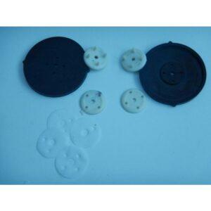 Membranes de remplacement  pour Pompe à Air Aquaforte AP-35/45