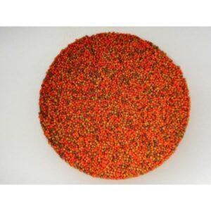 TOP NISHIKIGOI Red/Gold 3mm 10kg