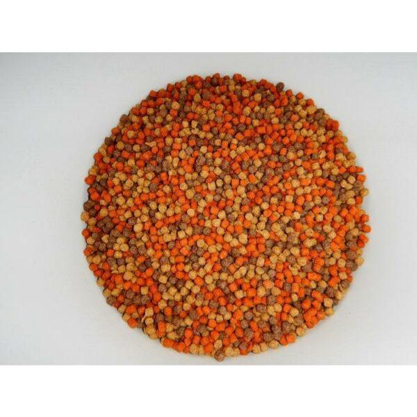 TOP NISHIKIGOI Red/Gold 6mm 1kg