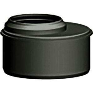 Reduction PP noir 75/50 mm