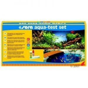 Sera Testeur d'eau set  pH/GH/KH/N02