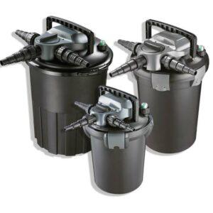 Aquaforte Filtre pression CBF-12000 avec stérilisateur uvc 24w incorporé