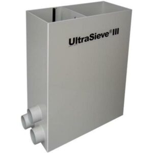 ULTRASIEVE 3 gravitaire 3 x 110mm jusqu'à 30 m3/h