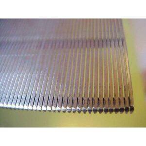 Los RVS zeefelement 300à'µ/ 34,5cm voor Ultrasieve 3